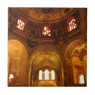 Golden Room Tile