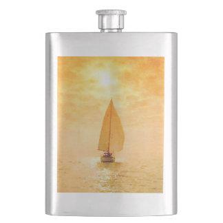 Golden Sail Flasks