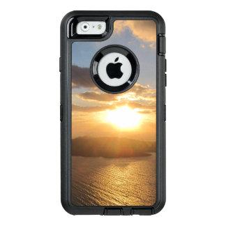 Golden Santorini Sunset OtterBox iPhone 6/6s Case
