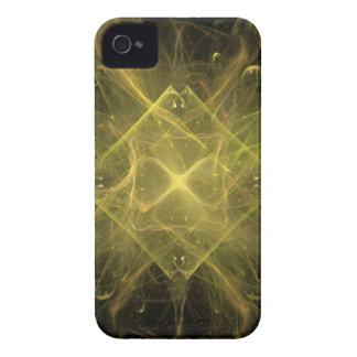 Golden Sky Explosion iPhone 4 Case