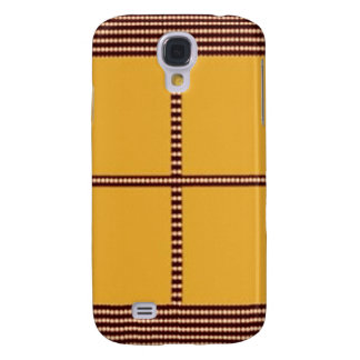 GOLDEN Squares - Windows of Opportunity Galaxy S4 Case