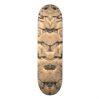 Golden Tidal Sands Skate Boards
