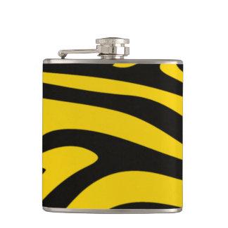 Golden Zebra Flasks