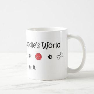 goldendoodle coffee mug
