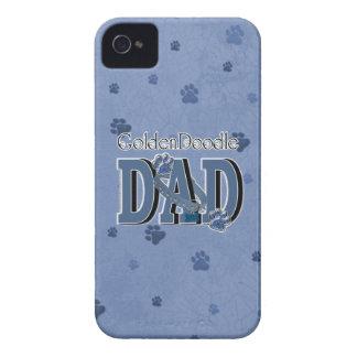 GoldenDoodle DAD Case-Mate iPhone 4 Case