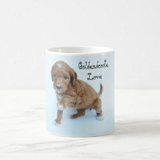Goldendoodle Love Mug