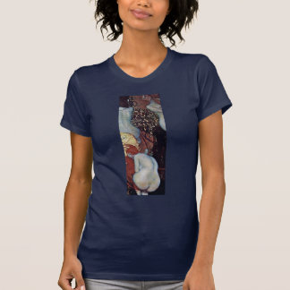 Goldfish,  By Klimt Gustav T-Shirt