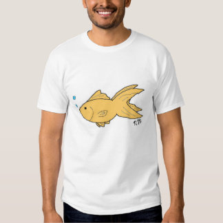 Goldfish by NM T Shirts