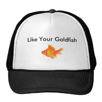 Goldfish Cap