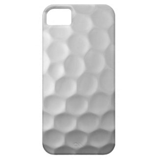 Golf Ball iPhone 5s Case White Golfball pattern iPhone 5 Case