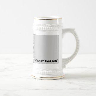 Golf Beer Stein Coffee Mugs