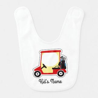 Golf cart bib