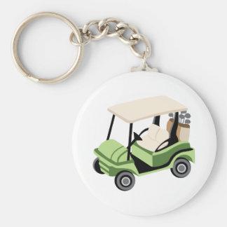Golf Cart Key Ring