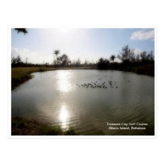 Golf Course Postcards
