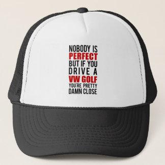 GOLF Owners Trucker Hat