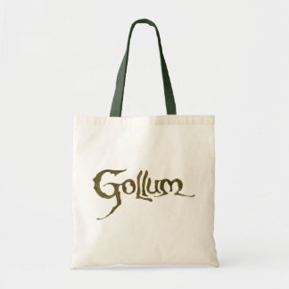 Gollum Name - Textured Tote Bag