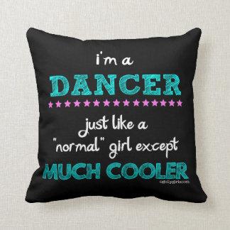 Golly Girls - I'm A Dancer Cushion