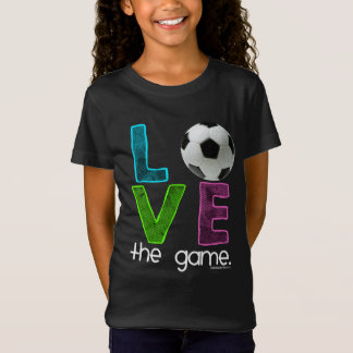 Golly Girls: Soccer - Love the Game T-Shirt
