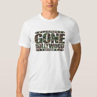 GONE BOLLYWOOD - Love Indian Movies & Hindi Stars Tshirt
