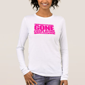 GONE COSPLAYING - Manga, Anime, Cosplay Subculture Long Sleeve T-Shirt