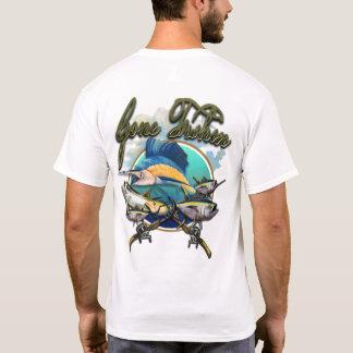 Gone Fishin Man 02 T-Shirt