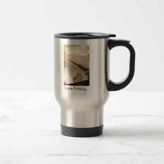 Gone Fishing... Coffee Mugs