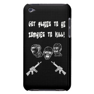 Gone Hunting iPod Touch Cover