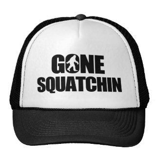 Gone Squatchin Cap