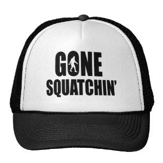 Gone Squatchin' Cap