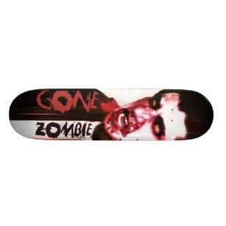 Gone Zombie Skate Decks
