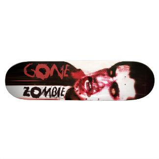 Gone Zombie Skateboard Decks