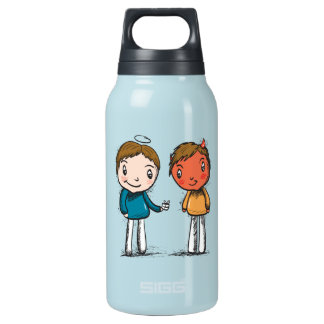 Good Bad Boy Insulated Water Bottle