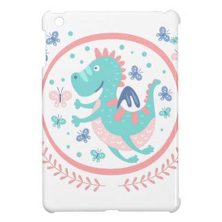 Good Dragon Fairy Tale Character iPad Mini Cases