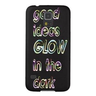 good ideas GLOW in the dark Case For Galaxy S5