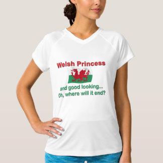 Good Lkg Welsh Princess T-Shirt