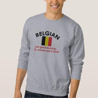 Good Looking Belgian Sweatshirt