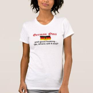 Good Looking German Oma T-Shirt