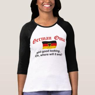 Good Looking German Oma T Shirts