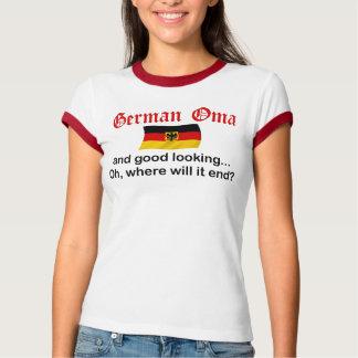 Good Looking German Oma Tees