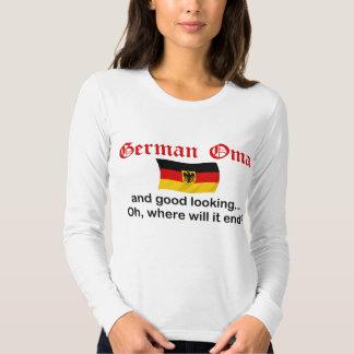 Good Looking German Oma Tshirt
