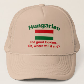 Good Looking Hungarian Trucker Hat
