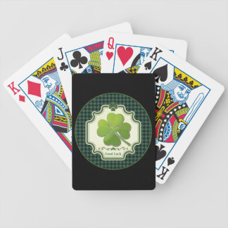 Good Luck Bicycle Playing Cards