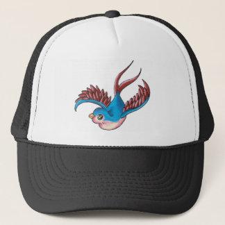 Good Luck Sparrow Trucker Hat