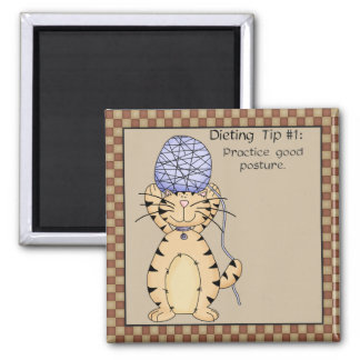 Good Posture - Fridge Magnet
