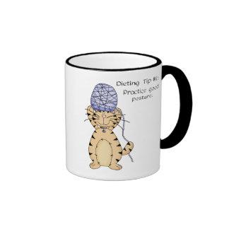 Good Posture - Ringer Mug