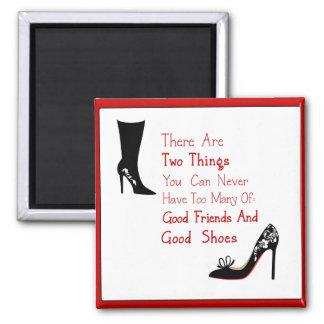 Good Shoes Fridge Magnet