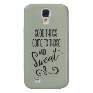Good Sweat Galaxy S4 Case
