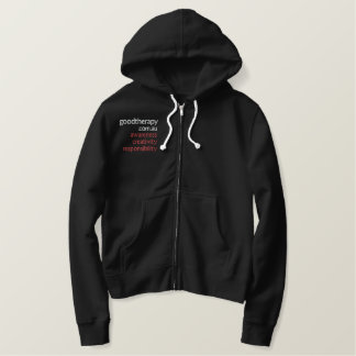 Good Therapy Hooded Jacket