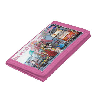 good to be an otaku wallet pink