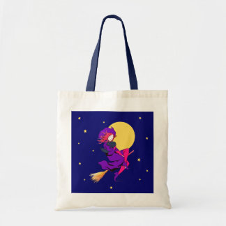 """""""Good Witch"""" Treats Tote Canvas Bags"""